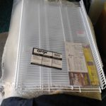 Closest Shelving & Plexiglass Sheets
